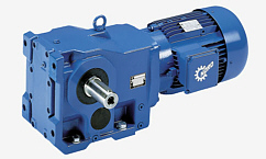 Nord Helical Bevel Gear Drives