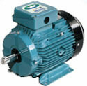 Brook Crompton W Aluminium Three Phase AC Motors