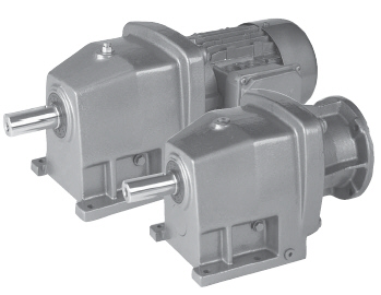 In-line Helical Gearmotors Part Numbers