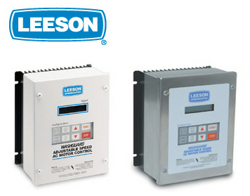 LEESON Micro Series NEMA 4/12 Variable Speed AC Drives