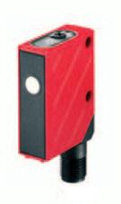 Leuze 8 Series Ultrasonic Detection Sensors