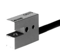 Leuze GS 70 Forked Photoelectric Sensor