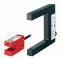 Leuze Optical Forked Detection Sensors GS 04 - 21