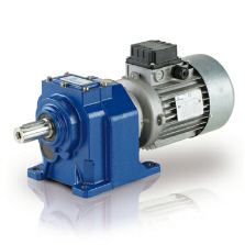 Motovario Helical Gear Reducers Series H