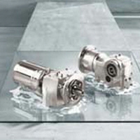 SEW Eurodrive Stainless Steel Gear Units