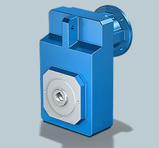 Stober MGS F Shaft-Mounted Helical Gear Unit