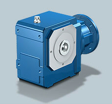 Stober MGS S Helical Worm Geared Motor