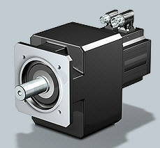 Stober SMS C Helical Geared Motor
