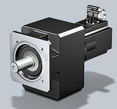 Stober SMS EK-ED C Helical Geared Motor