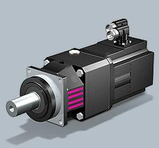Stober SMS EK-ED PH Planetary Geared Motor