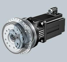 Stober SMS EK-ED PHQ Planetary Geared Motor
