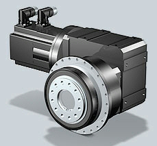 Stober SMS EK-ED PHQK Right-Angle Geared Motor