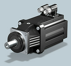 Stober SMS P Planetary Geared Motor