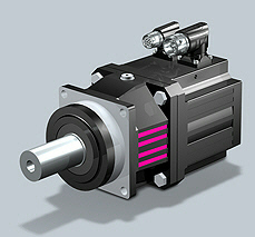 Stober SMS PA Planetary Geared Motor