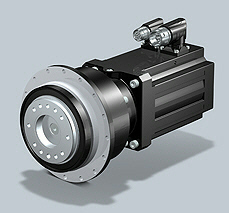 Stober SMS PH Planetary Geared Motor