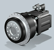 Stober SMS PHQA Planetary Geared Motor