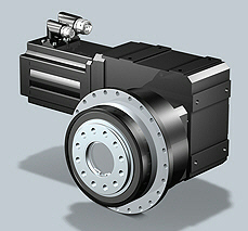 Stober SMS PHQK Right-Angle Planetary Geared Motor