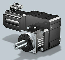 Stober SMS PK Right-Angle Planetary Geared Motor