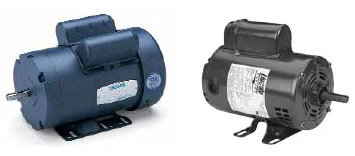 LEESON General Purpose Single-Phase Motors