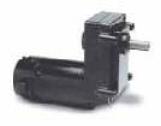 LEESON OS300 Series DC Gearmotors