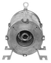 Leeson submersible hydraulic elevator pump motors for Submersible hydraulic pump motor