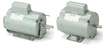 LEESON Two-Winding Variable Torque PSC Motors
