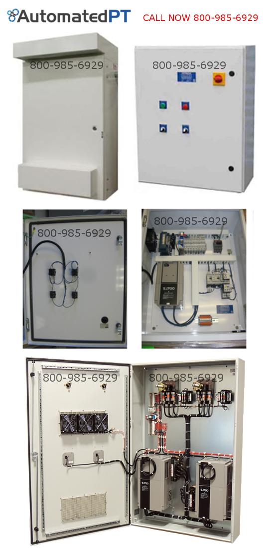 Hitachi L100M Series 004NFE Drive Panels