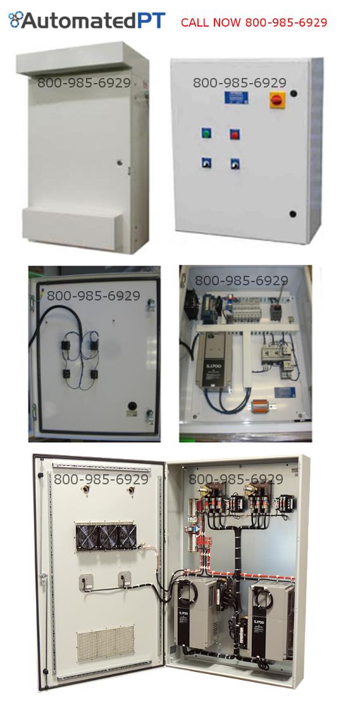Hitachi L100M Series L100-075LFU AC Drives Drive Panels