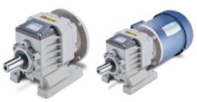 LEESON P7472040.B1 5 HP Gear Reducers