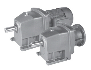 In-line Helical Gearmotors Part Numbers 3