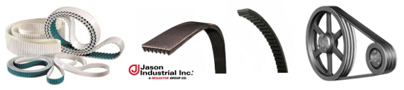 Jason Power Transmission Belts Part Numbers - Page 122