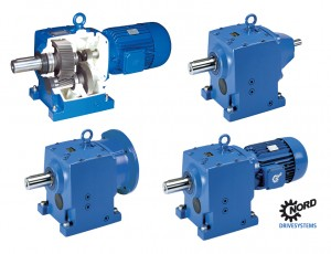 Nord In-line Helical Gearmotors Part Numbers - Page 1