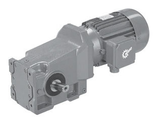 Nord Right-angle Helical-bevel Gearmotors Part Numbers - Page 2