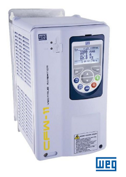 WEG CFW110010S2oN1Z Variable Frequency Drive