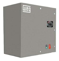 WEG Combination Soft Starter GPH2125QC4000