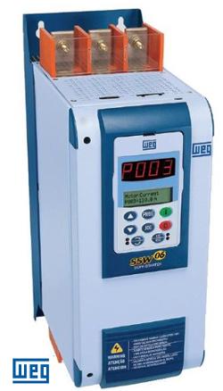 WEG Soft-Starter SSW060085T2257ESZ 460V