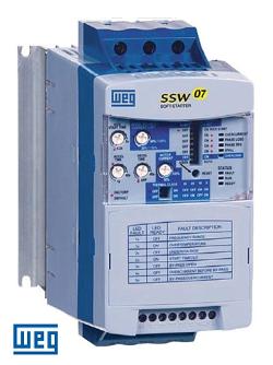 WEG Soft Starter SSW070130T5SZ
