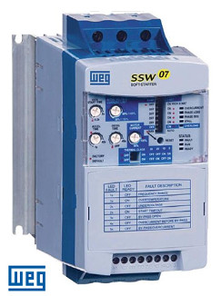 WEG Soft Starter SSW070255T5SH1Z