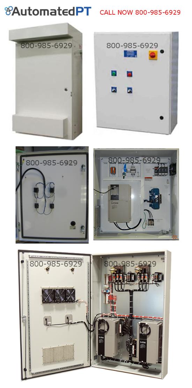 Hitachi SJ700B-450HFUF AC Drive Panels