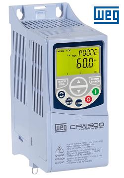 WEG CFW500A01P6S2