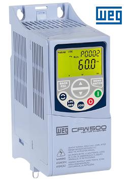 WEG CFW500A02P6S2