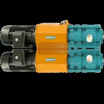 Hansen P4 UniMiner Gear Units