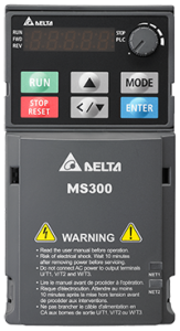 delta VFD ms300 Micro Drive