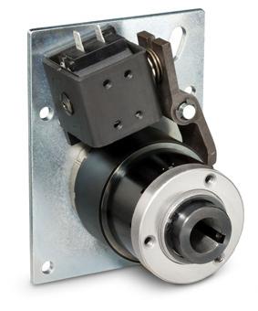 warner wrap spring cb series clutch brake